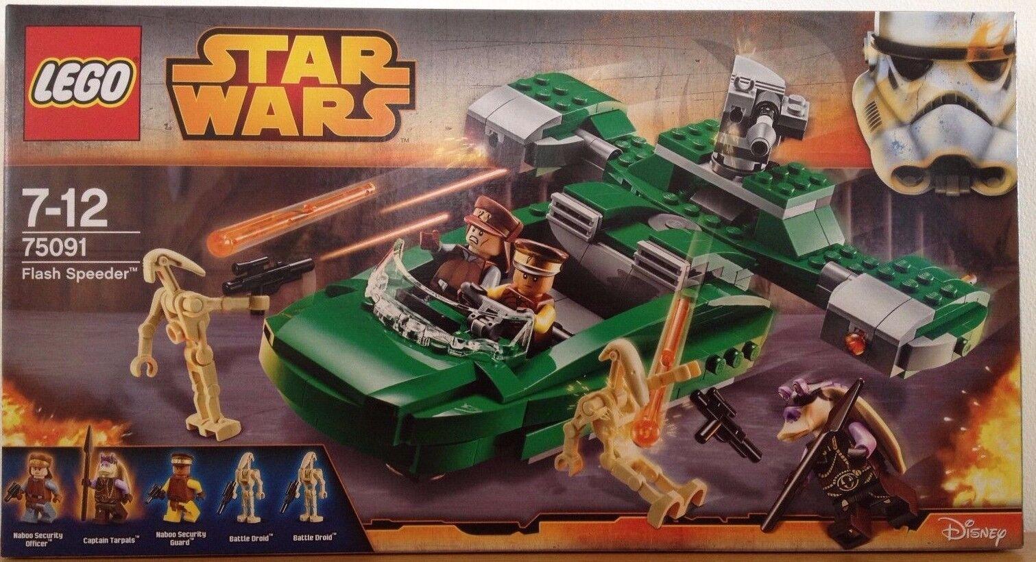 Lego Star Wars 75091 - Flash Speeder - Never Opened