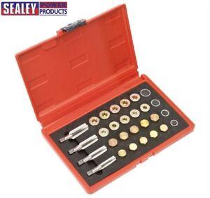 Sealey VS660 COPPA OLIO MOTORE Scatola Cambio TAPPO SCARICO DANNEGGIATA