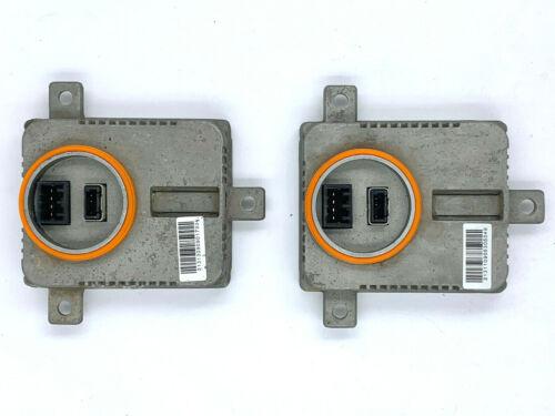 2x OEM 10-14 Audi A7 S7 RS7 HID Xenon Headlight Ballast 8K0.941.597.B