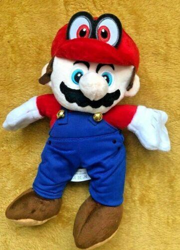 Super Mario Peluche Collection-choisir parmi 35 différents Héros Personnages-Neuf