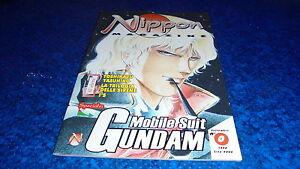 NIPPON-MAGAZINE-N-0-MOBILE-SUIT-GUNDAM-1998-YOSHIKAZU-YASUHIKO-TRILOGIA-SIRENE-I