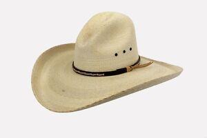 La imagen se está cargando Big-12-7cm-Borde-Vaquero-Sombrero-de-Cowboy- 9d1af126e13