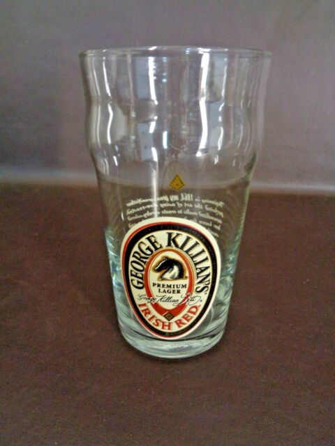 Home & Garden Pre Owned George Killians Irish Red Shot Glass Big Clearance Sale Kitchen, Dining & Bar