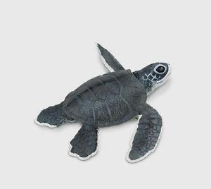 Baby Mer Tortue Réplica #268129 ~ USA W Safari- Ltd. Produits 8LQ0tedX-09100148-512144065