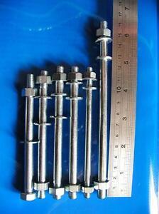Ajs-senza-Collegamento-6-Pezzi-Bullone-Motore-Set-AMC-Resistenti-Singolo-6