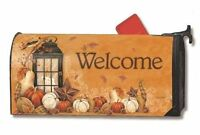 Magnet Works Autumn Lantern Original Magnetic Mailbox Wrap Cover