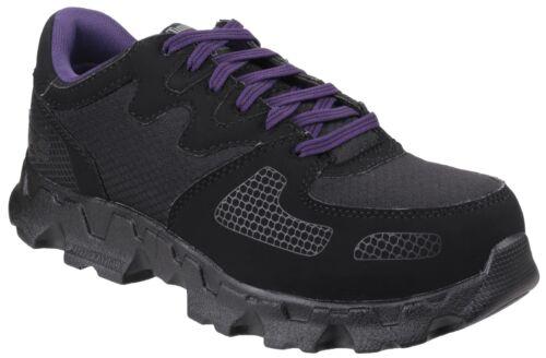 d73e82328868 punta bassa inossidabile da scarpe Powertrain sicurezza donna con lavoro 8  da acciaio Pro Timberland Uk3 ...