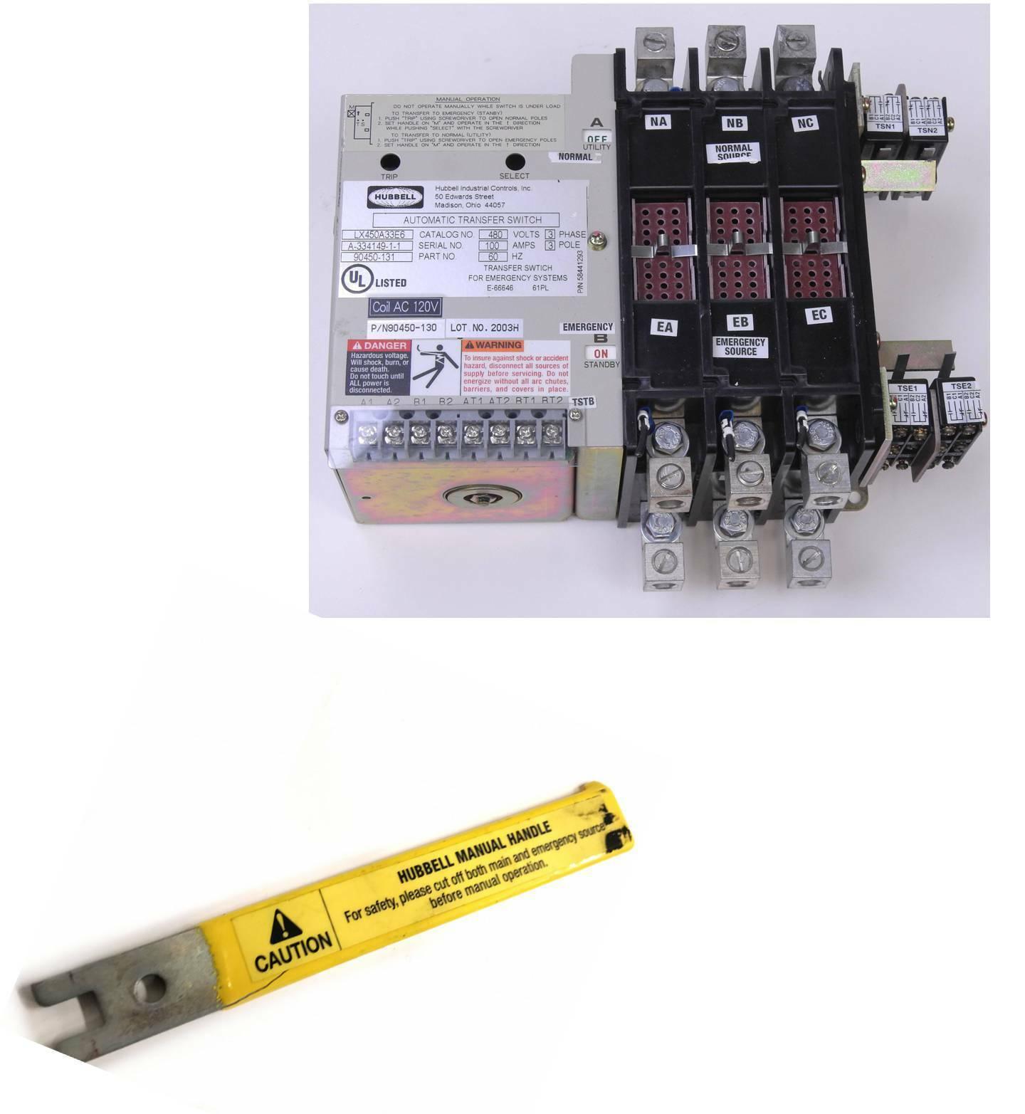 Hubbell LX450A33E6