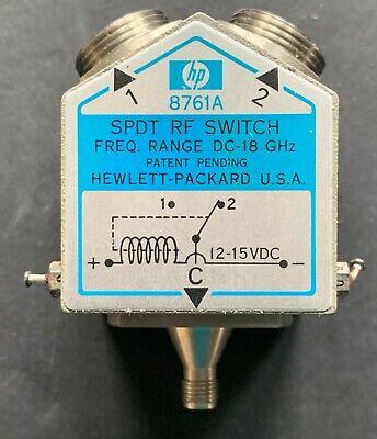 HP 8761A Hewlett Packard  30 day