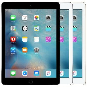 apple ipad air 2 wifi 128gb a1566 ios tablet pc ohne. Black Bedroom Furniture Sets. Home Design Ideas