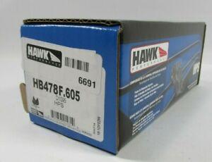 Hawk Performance HB478F.605 HPS Performance Ceramic Brake Pad