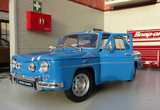 G LGB 1:24 Scale 1964 Renault R8 Gordini Very Detailed Welly Diecast Model Car