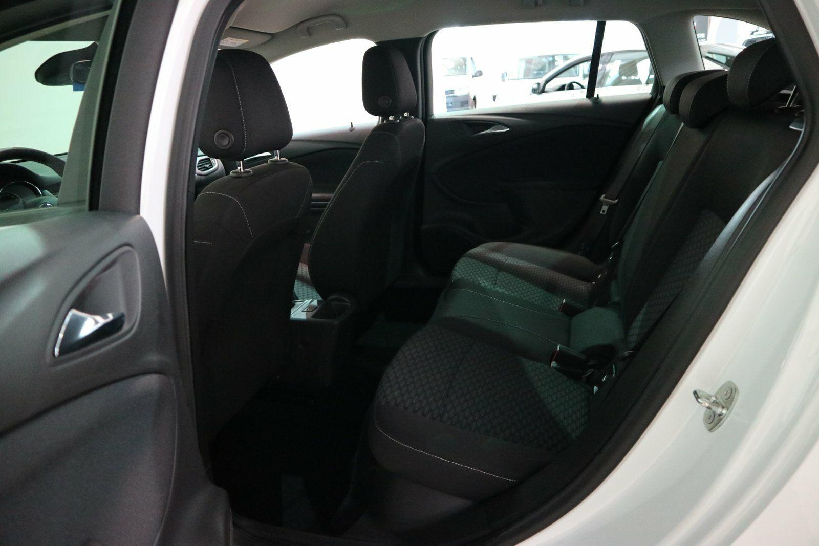 Opel Astra 1,0 T 105 Enjoy ST - billede 8