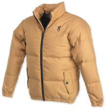 Browning High Country Down Jacket Large Gold | eBay