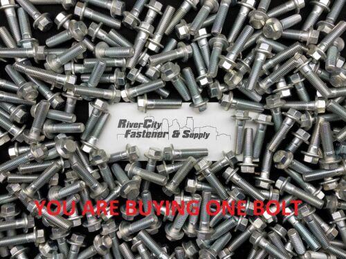 M12-1.75 x 45 M12x45  Hex Flange Bolts Grade 10.9 DIN 6921 12mm x 45mm 1