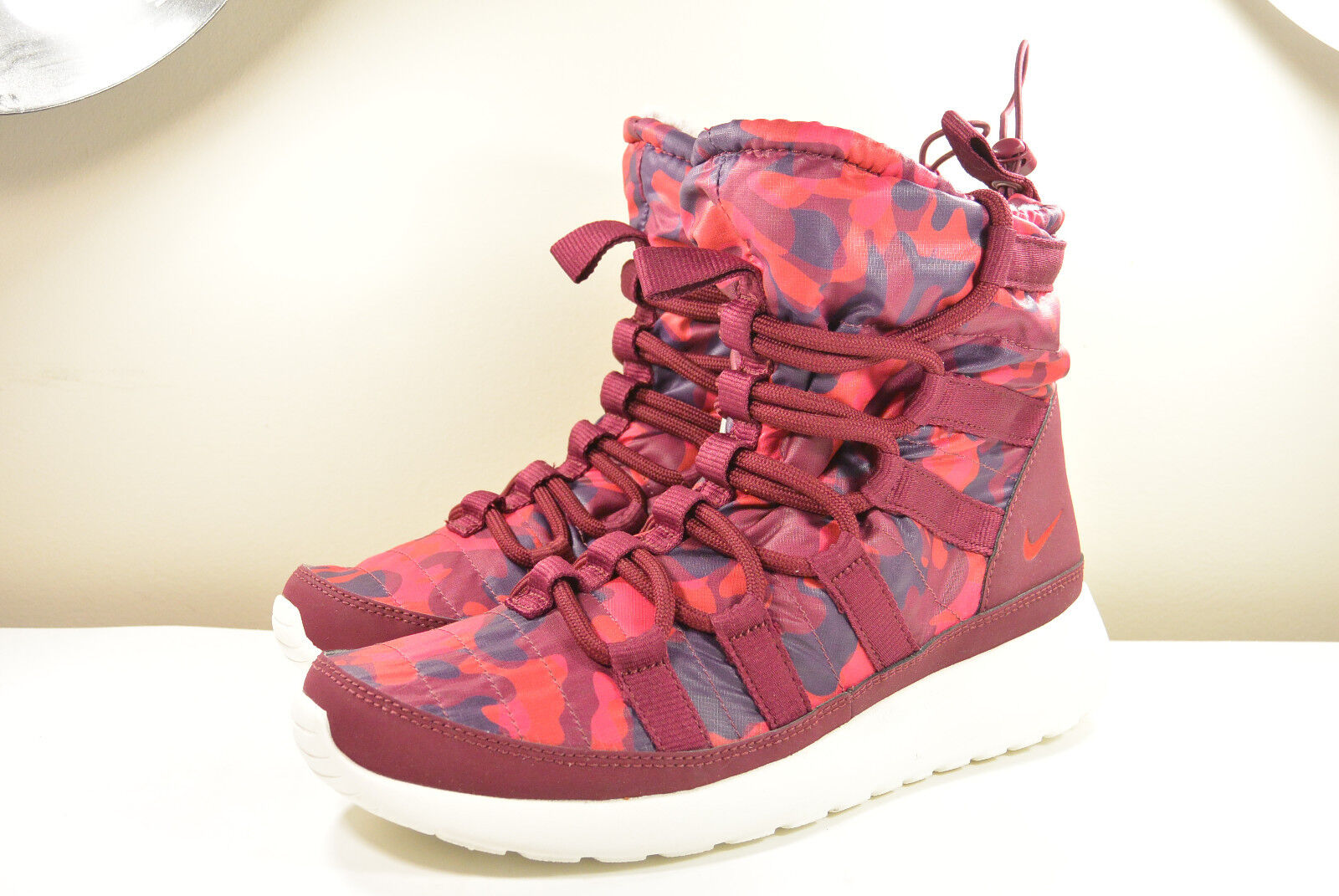 DS 2014 SAMPLE NIKE ROSHE ONE I PRINT GYM RED CAMO 7 PATTA ATMOS AIR MAX 90 1 93