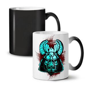 Fantasy Katana Warrior NEW Colour Changing Tea Coffee Mug 11 oz | Wellcoda