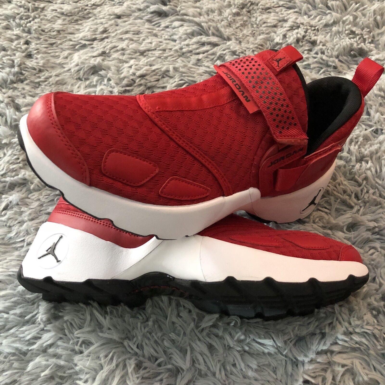 New Nike Air Jordan Trunner LX OG White Gym Red 897992 601 Men Sz 11.5