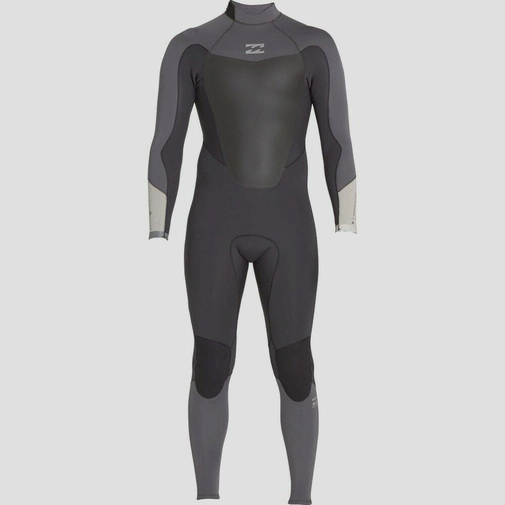 BILLABONG Men's 302 ABSOLUTE COMP BZ Wetsuit - ALT - Size Medium Short - NWT