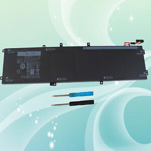 New-4GVGH-Battery-for-DELL-XPS-15-9550-9560-Precision-5510-5520-1P6KD-T453X-US