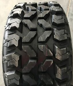 2-New-Tires-26-9-00-14-Terrarok-Radial-ATV-8-Ply-TL-26x9-00R14-All-Terrain