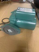 Taco 007 F5 Hot Water Circulator Pump125 Hp New