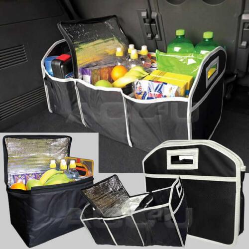 SW Capacidad de 25 kg Plegable Organizador De Arranque ordenado Refrigerador extraíble Compartimiento