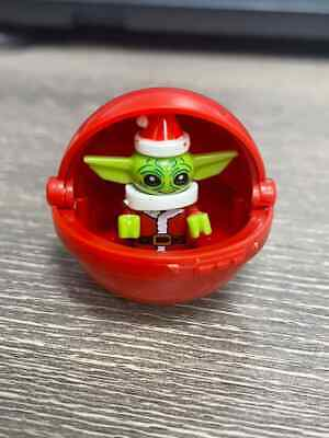 Baby Yoda Christmas The Child  Star Wars USA SELLER Custom New In Package