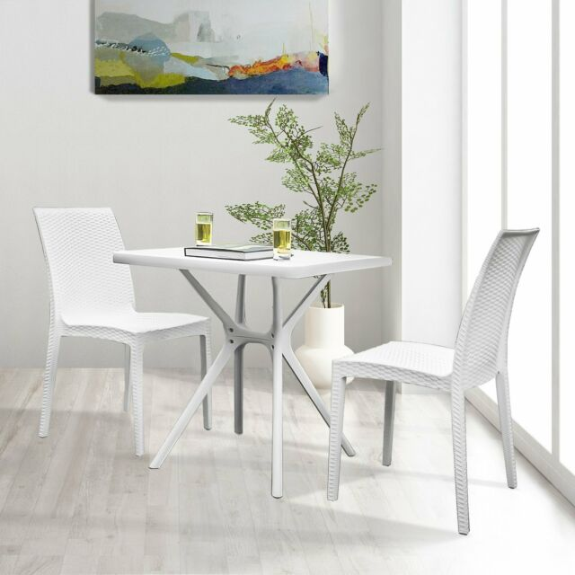 Pc Breakfast Bar Dinette Table Chairs