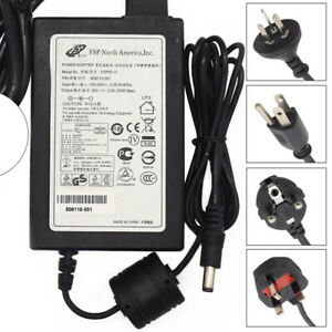 New AC ADAPTER CHARGER POWER SUPPLY CORD for Zebra LP2122 LP2642 LP2242 FSP50-11