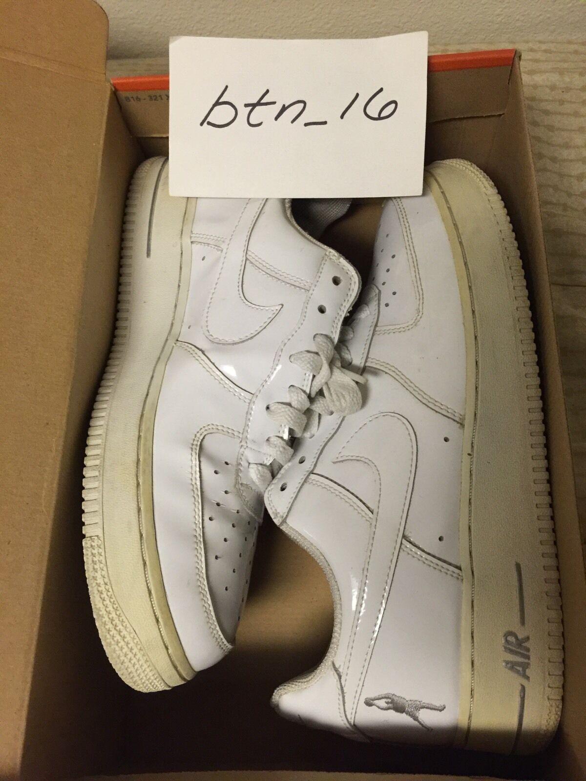 Nike air force one 1 basso sheed 41 rare limitata 306347 111