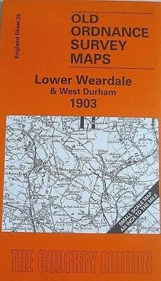 Old Ordnance Survey Maps Blackpool North Pier /& Town Centre 1891 /& 1910 S50.12