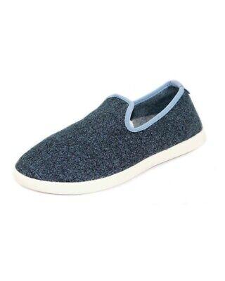 Allbirds Men/'s Wool Runners Graphite//Navy Comfort Shoes NW//OB