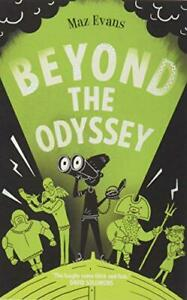 Beyond-the-Odyssey-Who-Let-the-Gods-Out-by-Evans-Maz-NEW-Book-FREE-amp-FAST