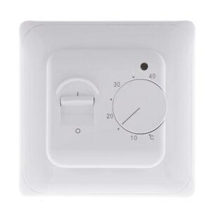 Controleur-de-temperature-thermostat-d-039-ambiance-chauffage-plancher-electrique-IU