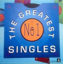THE GREATEST NO 1 SINGLES - 2 X CDS 40+ TRACKS 60S 70S 80S 90S CD CDJ PARTY DJ