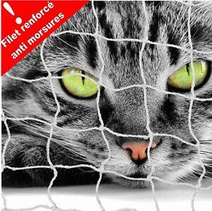 Filet De Protection Pour Chat 3 X 2 M Balcon Porte Fenêtre Réf