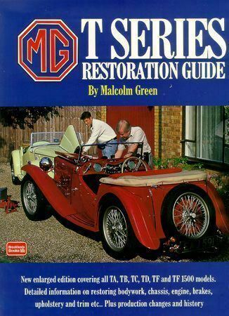 Mg T Series Mg Ta Tb Tc Td Tf 1500 Restoration Manual Guide