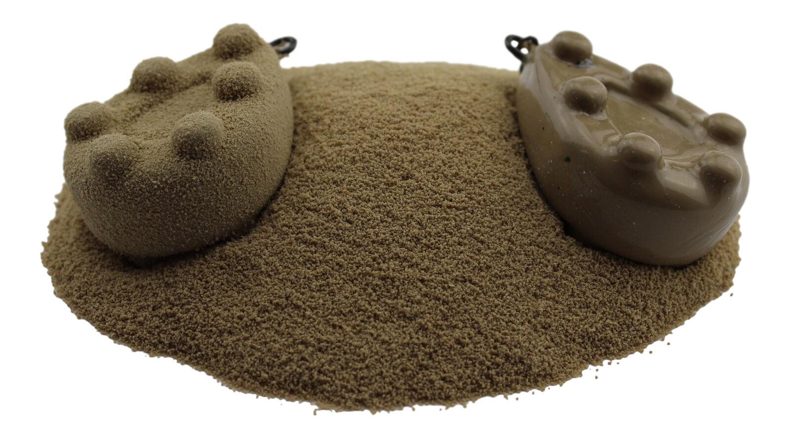 LEAD Coating Powder - Big PACCO 1,0kg - fango brown schlammbrown Ein