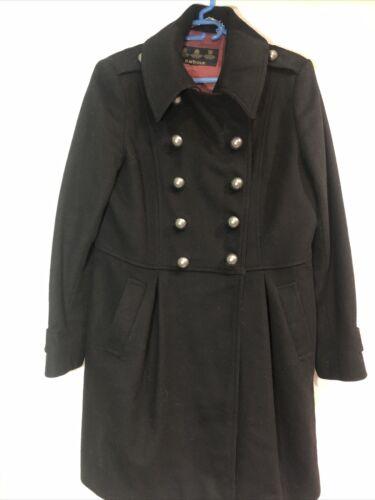 Barbour Fusilier Coat zise UK 14/40