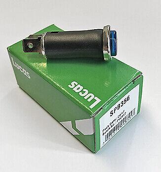 54361250,99-7054 Lucas Round type Warning Light Blue