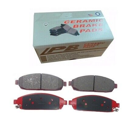 FRONT BRAKE PADS LPB CERAMIC FOR JEEP JEEP GRAND CHEROKEE WK WH 05-10 EXCL.SRT8