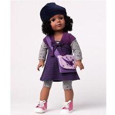 Caps & Stripes Wigged 18'' Madame Alexander Doll New