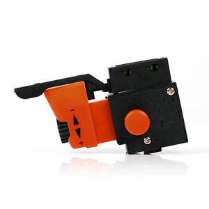 SERRATURA di Power Tool trapano elettrico Trigger di controllo della velocità interruttore a pulsante 4A AC 250V