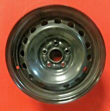 16x7 16 Hole Refurbished Honda Steel Wheel Black 64096