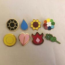 Pokemon Kanto Badges Pokemon Gym Badges USA SELLER