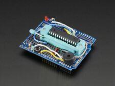 3dmakerworld Adafruit Standalone Avr Isp Programmer Shield Kit With Blank Chip
