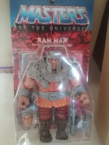 RAM MAN Ultimate super7 He Man Masters of the Universe Classics MOTU NEUF