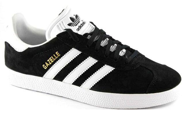 Size 10 - adidas Gazelle Black - BB5476