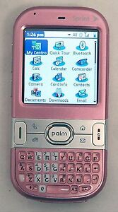 palm centro 690 sprint cell phone treo pink bluetooth camera rh ebay com